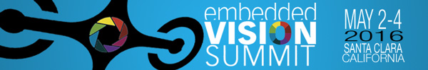 2016 Embedded Vision Summit