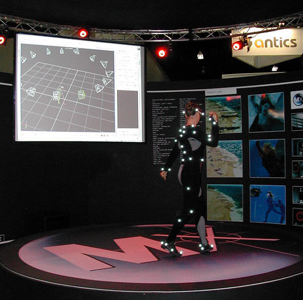 Motion Capture: Embedded Vision Advancements Make It Beefier