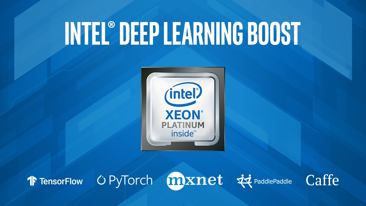 Increasing AI Performance and Efficiency with Intel DL Boost