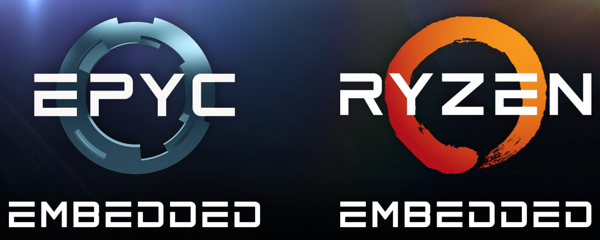 AMD Launches EPYC Embedded and Ryzen Embedded Processors for
