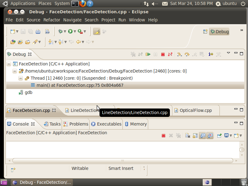 Start Developing OpenCV Applications Immediately Using the BDTI